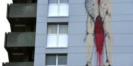 Zo maak je ongemerkt een muurschildering van 7 verdiepingen hoog