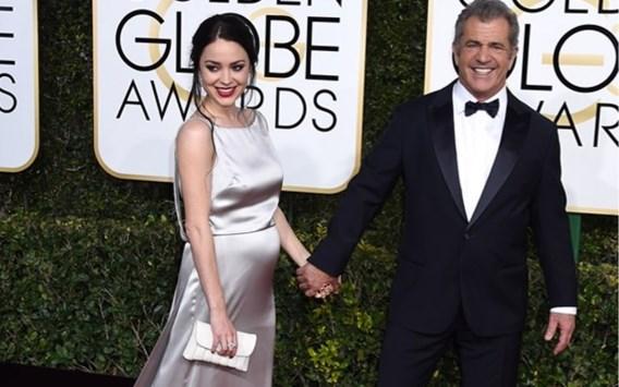 Mel Gibson (61) voor de negende keer vader
