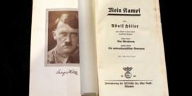 MR blijft jagen op Mein Kampf