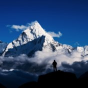 Everest wordt opnieuw opgemeten