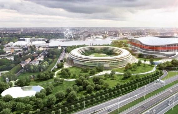 Slecht nieuws voor Eurostadion: geen meerderheid voor afschaffing buurtweg