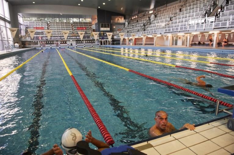 Antwerps Wezenberg-zwembad gesloten na lek