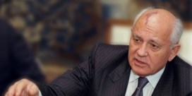 Gorbatsjov: 'Het lijkt alsof de wereld zich opmaakt voor een oorlog'