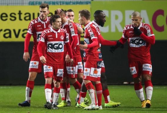 KV Kortrijk kan nog winnen