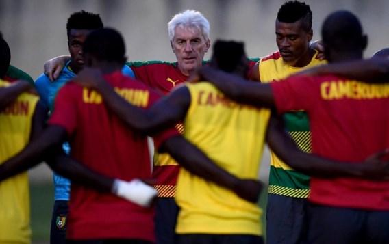 Hugo Broos hekelt lage premies Kameroense voetbalbond