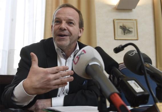 Thiéry eist ontslag Homans
