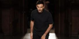 Riccardo Tisci neemt afscheid van Givenchy