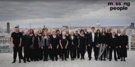 Het koor dat iedereen beroert