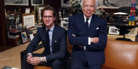 Ceo Ralph Lauren stapt op