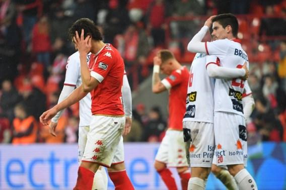 Standard krijgt bolwassing van KV Kortrijk
