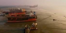 Reizen Waes maakt indrukwekkende beelden van scheepswerven Chittagong