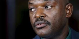 Burundese president vindt dat België etnische verdeeldheid zaaide