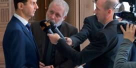 VRT en Knack pakken Assad zacht aan