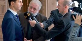 'Rudi Vranckx mocht niet mee van de Syriërs'