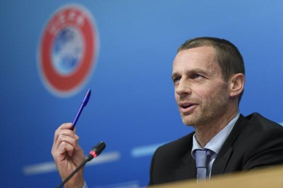 UEFA eist zestien Europese WK-deelnemers in verscheidene groepen