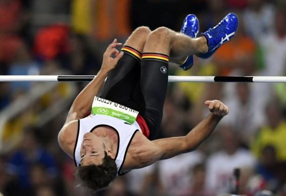 Thomas Van der Plaetsen hoogst twijfelachtig voor EK indooratletiek in Servië