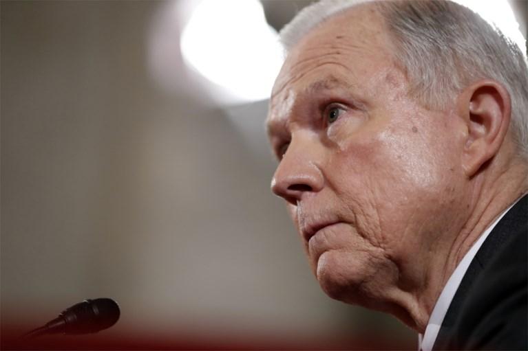 Senaat bevestigt Jeff Sessions als minister van Justitie