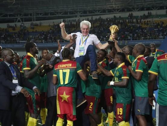 Rode Duivels behouden vijfde plaats op FIFA-ranking, Kameroen stijgt sterk