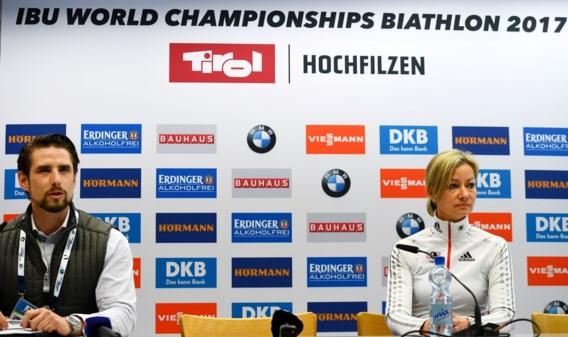 Huiszoeking in hotel Kazachse selectie op WK biatlon