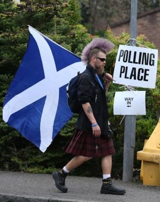 Schotland onafhankelijk? Vergeet het