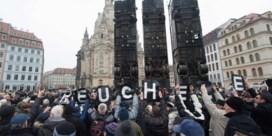 'Syrisch' kunstwerk verdeelt Dresden