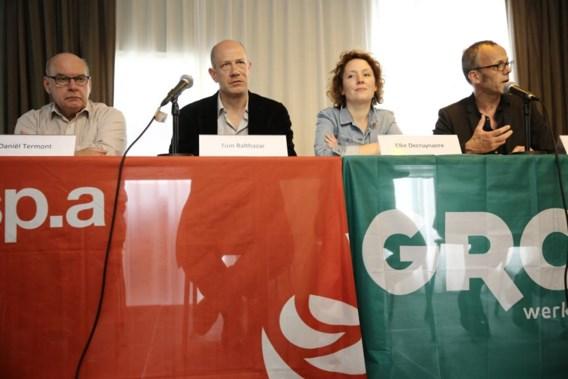 Groen legt voortbestaan Gents kartel in handen van leden