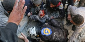 Syrische overheid voerde chemische aanvallen uit op woonwijken