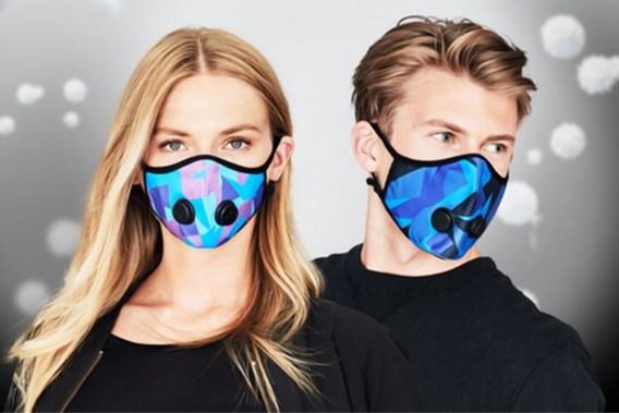 Zweden scoren met design mondmaskers
