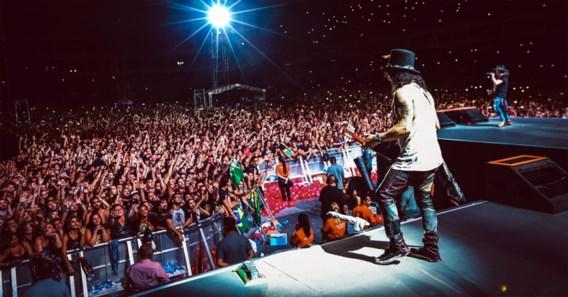 Guns N' Roses maakt grootste fout die je op een optreden kan maken