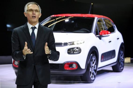 Topman Peugeot wil Merkel zien