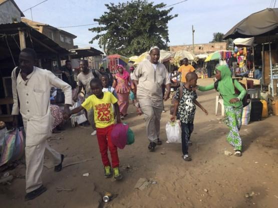 President Jammeh weigert ook na verstrijken deadline op te stappen