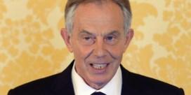 Blair doet er alles aan om Groot-Brittannië in de EU te houden