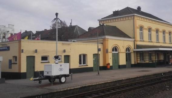 Station Leopoldsburg proefkonijn voor nieuwe bewakingscamera NMBS