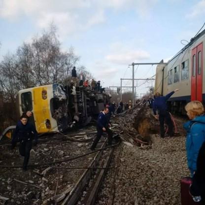 Mogelijk nog een week gevolgen op lijn tussen Luik en Brussel