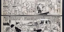 Suske en Wiske-verzamelaars betalen 100.000 euro voor originele strip