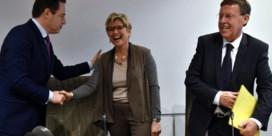 'Gedegradeerd' als staatssecretaris, nu de hoop in Gent