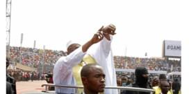'Westerse aandacht was breekijzer voor Gambia'