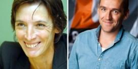 Phara de Aguirre en Xavier Taveirne nemen de fakkel over bij 'De Zevende Dag'