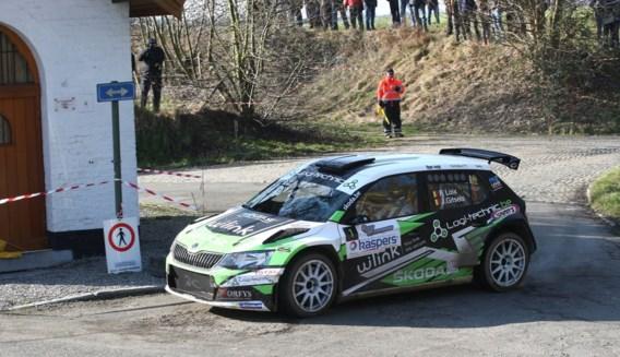 Rally van Haspengouw opent zaterdag het kampioenschap