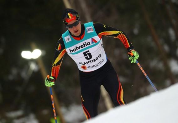 Belgische skilopers uitgeschakeld in kwalificaties sprint op WK noordse ski