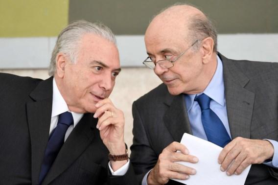 Braziliaanse buitenlandminister stapt op om gezondheidsredenen