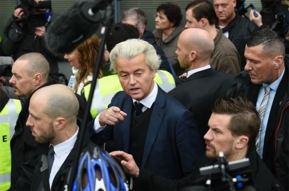 Bodyguard Wilders lekt info aan bende: campagne opgeschort