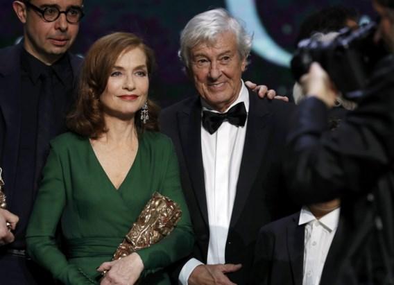 Elle wint hoofdprijzen op Césars