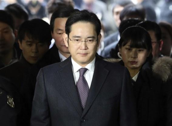 Topman Samsung aangeklaagd voor omkoping