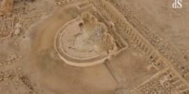 VIDEO. Dit zijn de eerste beelden van het bevrijde Palmyra