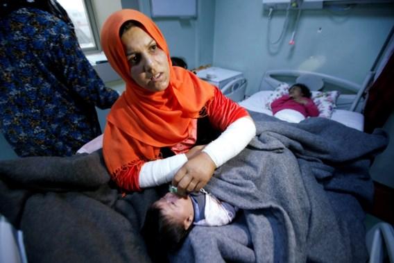 VN waarschuwen: 'Mogelijke chemische aanval in Mosoel is oorlogsmisdaad'