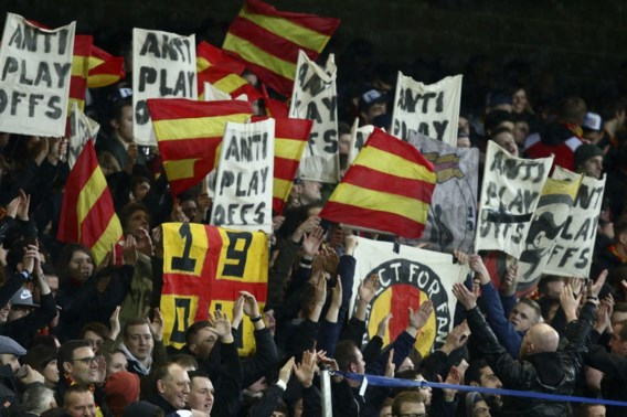 "KVM-supporters zijn ""anti-play-offs"""