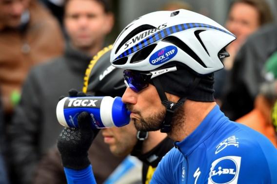 Tom Boonen komt niet aan de start in Dwars door West-Vlaanderen