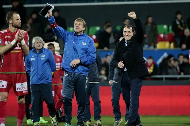 Play-off 1 definitief binnen voor KV Oostende