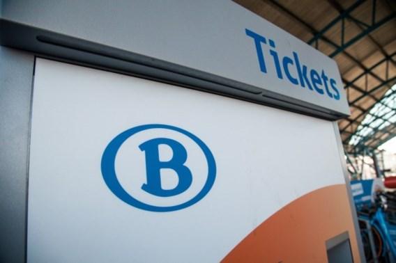 Ex-werknemer heeft monopolie op ticketverkoop NMBS